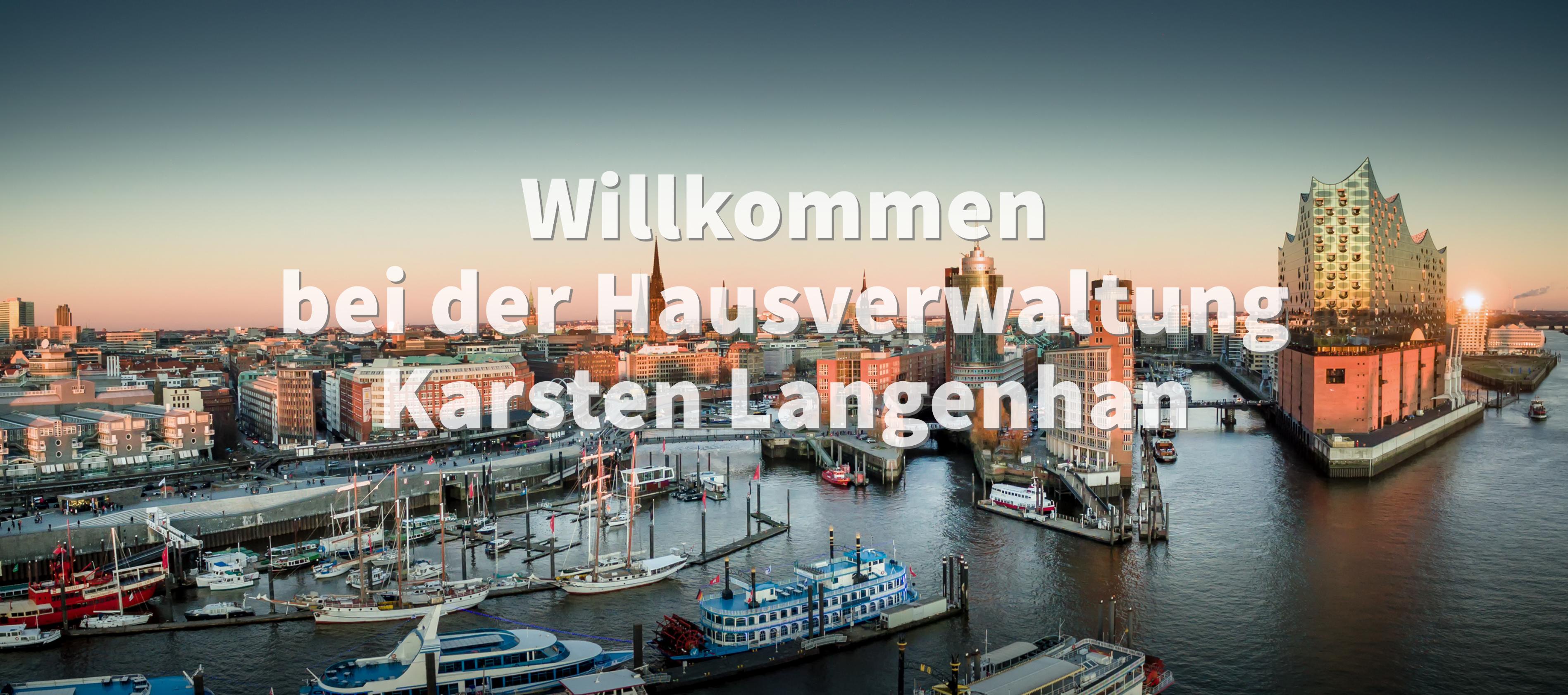 Die Hausverwaltung Karsten Langenhan in Hamburg